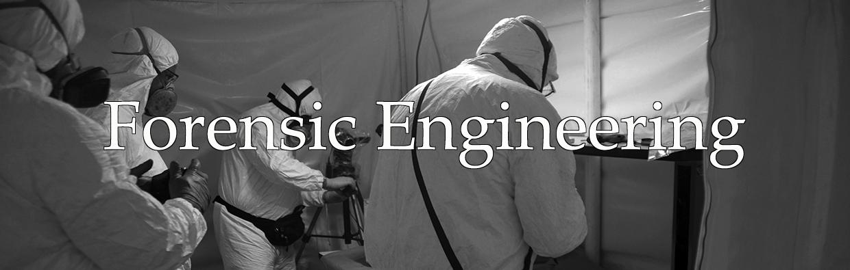 Forensic Engineering Banner