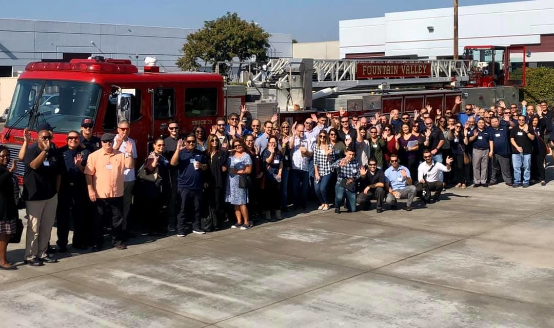 Our 'Burn & Learn' Live Demostrations and Workshop in Huntington Beach, CA was a huge success! Check out some of our photos on LinkedIn and Facebook!